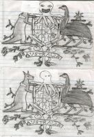 New Coat of Arms Images only by DeverexDrawer
