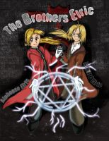 FMA- The Brothers Elric by KamuiYamato