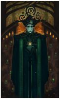 Lord Mandos by MagusVerus