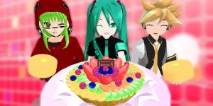 Happy B-day isabeladenicola!!! by Jigoku-Rui-chan