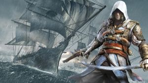 Assassin's Creed IV Wallpaper by miqqa1234