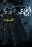 The Dark Knight Custom by GRANDBigBird