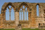 Whitby Abbey Ruins 7 by FoxStox