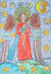 Angel of powerfulness by ingeline-art