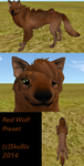 Red Wolf Preset by DeViXiS