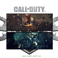 COD Modern Warfare 3 Sig by kingsess