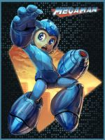MegaMan is back by Brolo