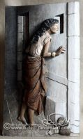 WOODWORK: GYPSY RELIEF by b-Dedi