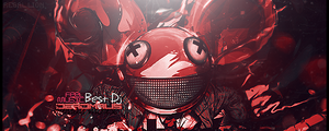 Deadmau5 by regal0lion