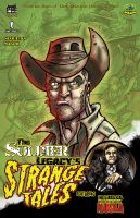 The Soldier Legacy's Strange Tales One-Shot by pmason83