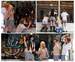 K-ON : How to tease girls by Lumis-Mirage