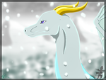 Fan art for LegendaryReshiram by TheDarkHyena