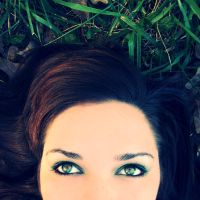 Grass Green Eyes by colleenchiquita