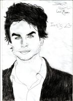 Ian Somerhalder by dnsss