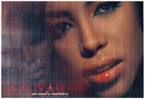 Aaliyah - We need a resolution by irisinha