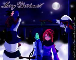 Merry Christmas 2008 by Lady-Poison-Dreams