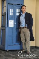 Doctor Who Photoshoot: Jack Harkness by StrangeStuffStudios
