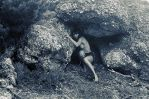 The cave woman by ohlopkov