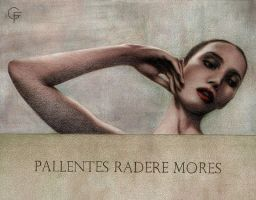 She In Paleness Sought The Secret Air by Fabiano777