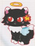 OC Jewelpet Carnely (Request) by Alice-of-Africa