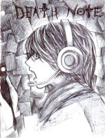 Memories of the Death Note by divino07