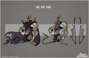 S. Nutcracker The Rat King by Tigerhawk01