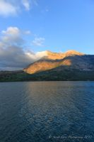 On Waterton Lake by Mac-Wiz