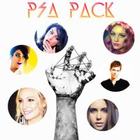 PSD Pack | #O1 by MysteriousTemptress