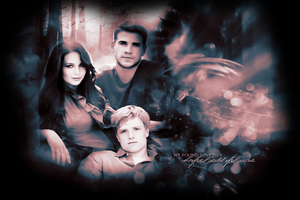 Hunger Games - We found love by ParalyzingLove