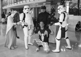 with Imperial Forces by Trancos8