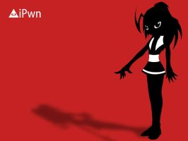 iPwn Wallpaper by Griddles
