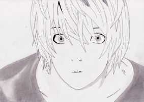 Light Yagami- Death Note by Bezarius-Fullbuster