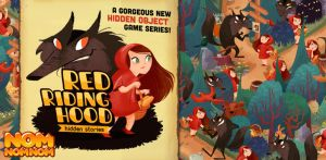 Red Riding Hood - Hidden Stories by GenevieveFT
