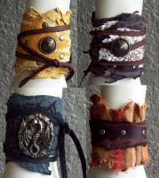 More New Cuffs by Xavietta