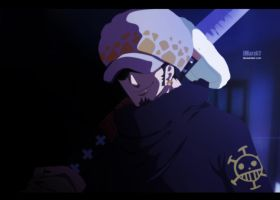 Trafalgar Law by iMarx67