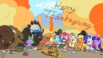 Thanksgiving Pones by FlavinBagel
