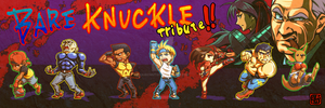 Mighty Streets of Rage ~Heroes side~ by kamiomutsu
