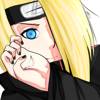 ::Deidara:: by ShadowMuttZR0