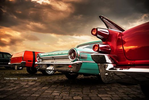 American Classics by AmericanMuscle