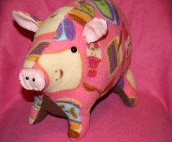 Penny PB and J Pig by Feltbetterplush