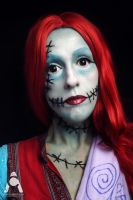 Sally- Nightmare Before Christmas by Prettyscary