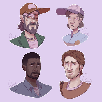 TWDg Guardians by Cuineth