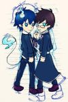 .:Okumura twins:. by o0sugArstAr0o