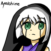 Melchime by AyanoHoshi