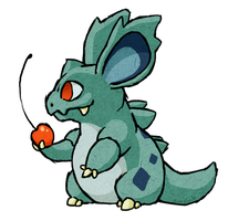 Nidorina WWS by the19thGinny