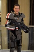N7 Armor from Mass Effect 2 by ThisIsJensWorld