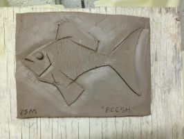 small simple FEESH relief WIP2015-04-18 20.40.37 by spacephrawg