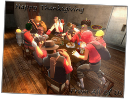 Happy Thanksgiving by Seenomonkey95307