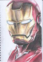 Iron Man by DeadGotashi