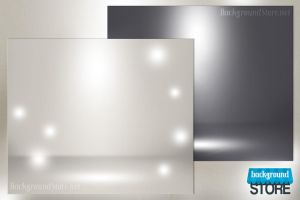 White Room Background by BackgroundStore